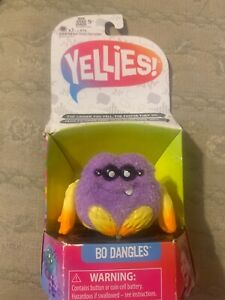 Yellies Bo Dangles; Voice-Activated Spider Pet