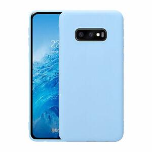 Housse-pour-Samsung-Galaxy-S10e-Sm-G970-Etui-en-Silicone-TPU-Sac-de-Protection