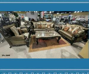 Antique Style Sofa Set with Curved Legs Markham / York Region Toronto (GTA) Preview