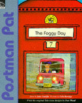 (Good)-The Foggy Day (Postman Pat Story Books) (Paperback)-John Cunliffe-0590134