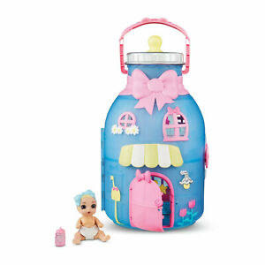 Baby Born 917264 Surprise Baby Bottle Dollhouse Toy with Exclusive Accessories