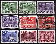 Schweden 221-26, O, 500 Jahre Schwedischer Reichstag