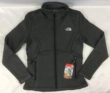 f552814ba The North Face Women's Agave Full Zip Jacket Rabbit Grey Heather XL ...