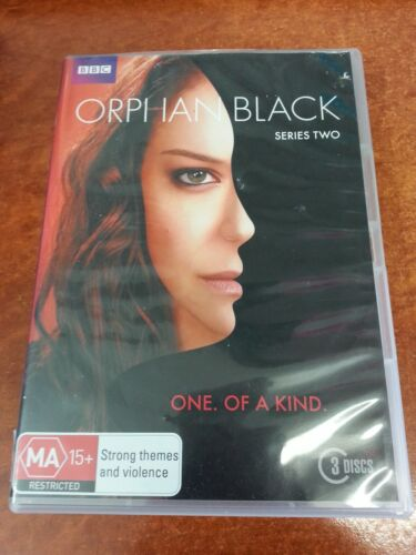 1 of 1 - Orphan Black Series Two DVD (P11872-2)