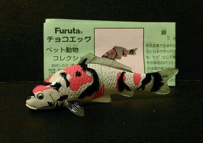 Kaiyodo Furuta Choco Q Pet Animal Series 2 Koi Carp B Fish Figure
