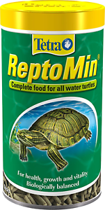Tetra Reptomin - Aliment Granules Complet Pour Tortues 1l