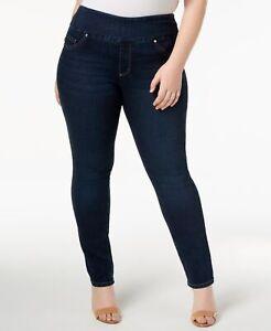 Lee-Pull-On-Skinny-Jeans-Plus-14W-AVER