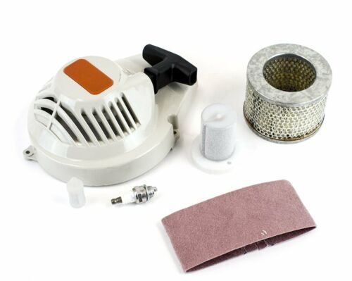 Tune Up Kit W// Recoil Air Filter Spark Plug For Stihl Cut Off Saw TS350 TS360