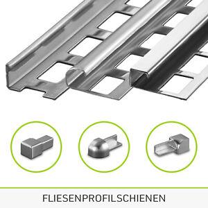 3-60-m-HORI-Fliesenprofil-Fliesen-Schiene-Edelstahl-V2A-Quadro-Winkel-250cm