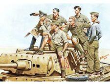WW2 German German Tank Crew Kursk 1943 1//35 Figures Masterbox