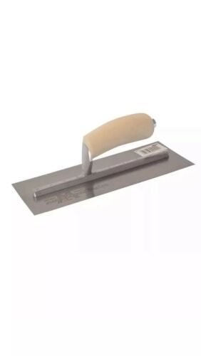 Marshalltown M//TMXS1 MXS1 Finishing Trowel Wooden Handle 11 x 4-1//2in