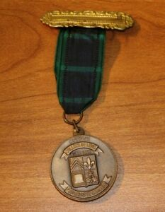 Medal-1853-1953-Centenaire-College-of-Levis-Quebec-Canada