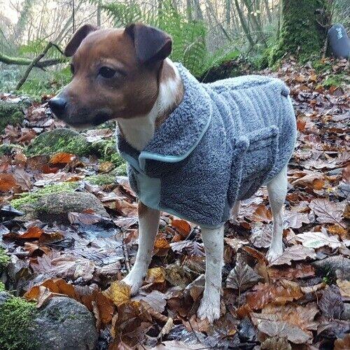 Henry Wag Microfibra Toalla de secado Abrigo Perro Perro Abrigo de secado