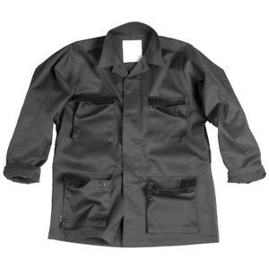 Mil-Tec-Uniformes-Militares-Tacticos-De-Combate-Camisa-Hombres-Policia-Chaqueta