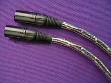 Straightwire VIRTUOSO R2 XLR Audio Interconnect Cable 0.5 Meter Pair NEW!