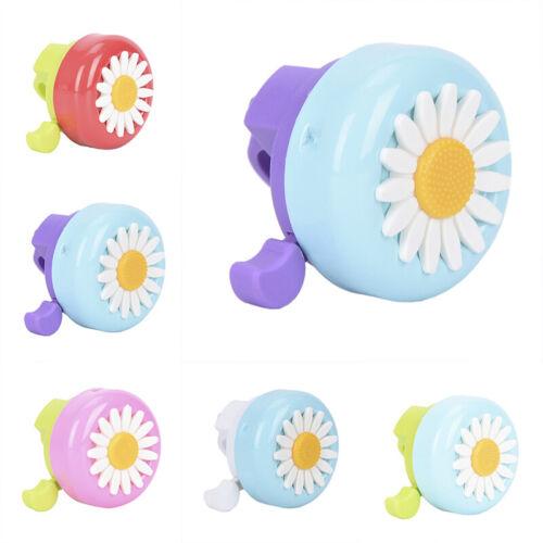 Kids Bicycle Bell Horn Bike Flower Children Ring.Alarm For Handlebar Multi/>color