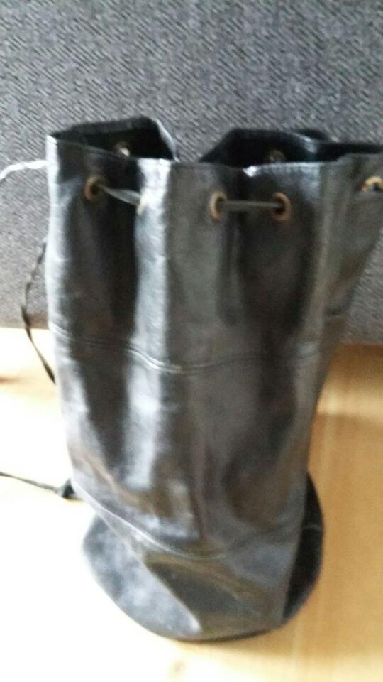 Anden håndtaske, Bel Sac, læder