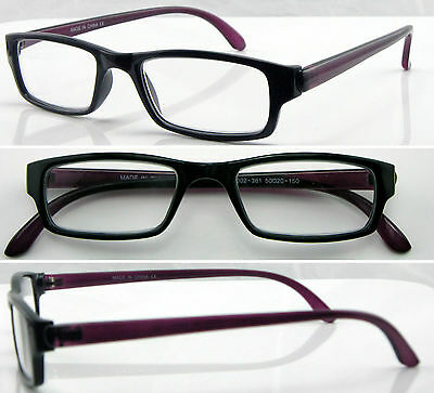 L361 Classic Style Design Reading Glasses+50+100+125+150+175+200+225+250+275+300