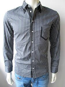 Maison-VanDenVos-Herren-Shirt-Richard-Hemd-Overhemd-Camicia-Neu-S-M