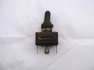 96-03 Ski Doo Mach Z High Low Grip Thumb Warmer Heater Switch 410107300