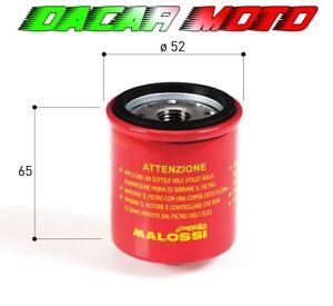 FILTRO-OLIO-MALOSSI-VESPA-GTS-Super-300-ie-4T-LC-eu3-2014-gt-QUASAR-M454M-0313382