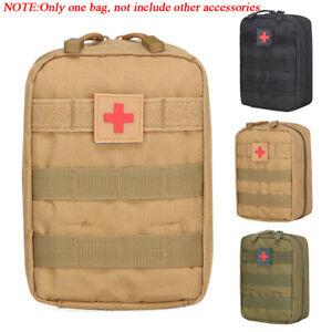 Details about Medical Tools Medicine kit Emergency Bag Military Waist Pack  Tactical pockets