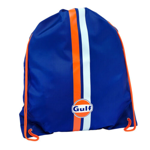 AUTHENTIC GULF WASH BAG FREE UK SHIP LE MANS OFFICIAL MERCHANDISE