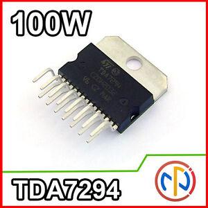 TDA7294-Amplificatore-Audio-100W-Integrato