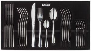 Juez-Windsor-24-piezas-cubiertos-set-acero-inoxidable-BF50-25-Anos-De-Garantia