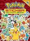 Pokemon Sticker Activity Book by Scholastic Australia (Paperback, 2016)
