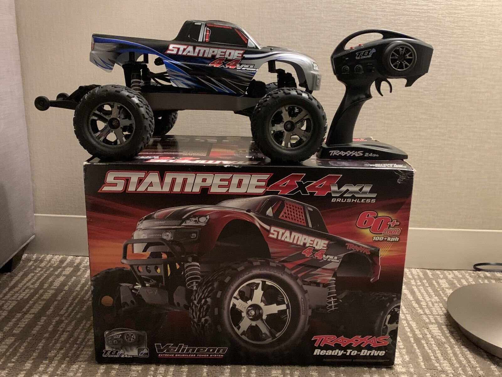 RCAWD Shock Absorber For RC Car 1//10 Traxxas Slash 5807 Stampede 4X4 2WD 4WD VXL