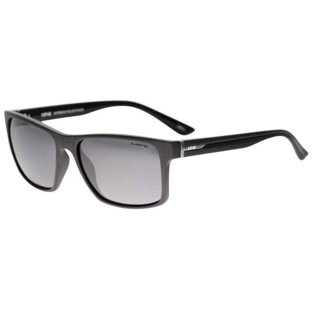 32b7d2937ef Liive Vision Kerrbox Polarised Twin Black Sunglasses L0506a