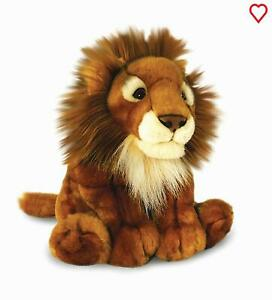 Keel Toys Small African Lion Soft Toy Plush Toy Gift