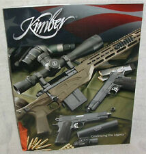 New Kimber Continuing the Legacy Firearms Product Line Catalog 2014 Catalog