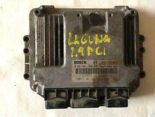Renault Laguna Motorsteuergerät 0281011969 1039S07808 8200311539