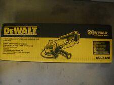 """Dewalt DCG412B 20V 4-1/2"""" Cordless Angle Grinder 20 Volt NEW Cut Off Tool NEW"""