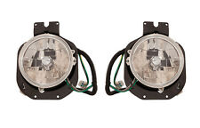 Depo 340-1126PXAS Left And Right Headlight For 96-09 Freightliner Century Class