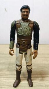 Vintage-Kenner-Star-Wars-LANDO-CALRISSIAN-skiff-guard-1982-loose