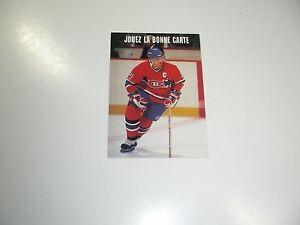 Ebay Canada Carte Hockey.Details About Guy Carbonneau Jouez La Bonne Carte 1991 Nhl Pro Set French Card 345