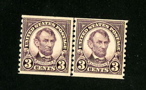 US-Stamps-600-VF-XF-OG-NH-Line-Pair-Scott-Value-60-00