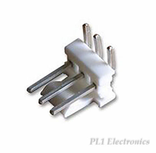 "3WAY Price for 5 0.1/"" TE CONNECTIVITY // AMP   640457-3   HEADER RIGHT ANGLE"