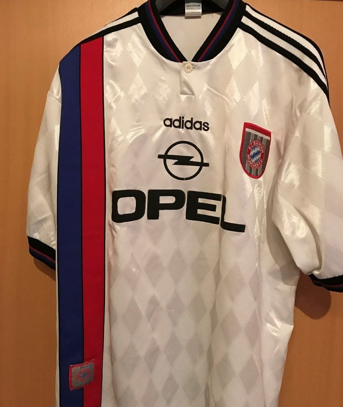 FC Bayern München Trikot 1996 1997 Gr.M      TR096 4af84b