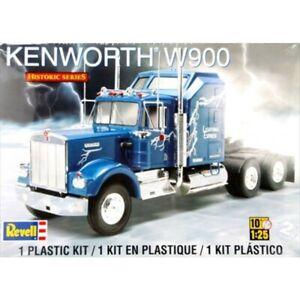 Revell-1-25th-Kenworth-W900-Aerodyne-Truck-85-1507