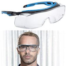 objet 2 Sur lunettes de protection Tryon OTG Bollé Safety Verres incolores  et fumés -Sur lunettes de protection Tryon OTG Bollé Safety Verres incolores  et ... f6928933a17a