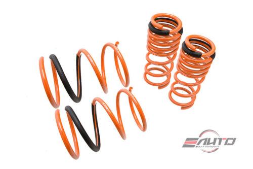 "1.5/"" R:1.75/"" MEGAN Lowering Lower Drop Spring for Civic 01-05 Sedan Coupe F"