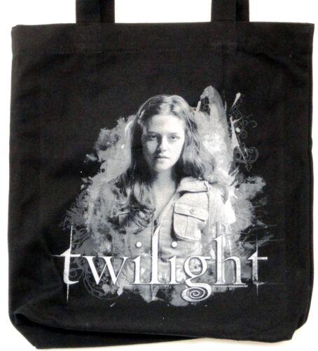 Twilight BELLA Tasche Shopping Bag BLACK CANVAS Turnbeutel Einkaufstasche