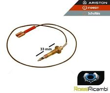 *ARISTON INDESIT STAR* TERMOCOPPIA ORIGINALE C00052986-C00074279 BRUCIATORE