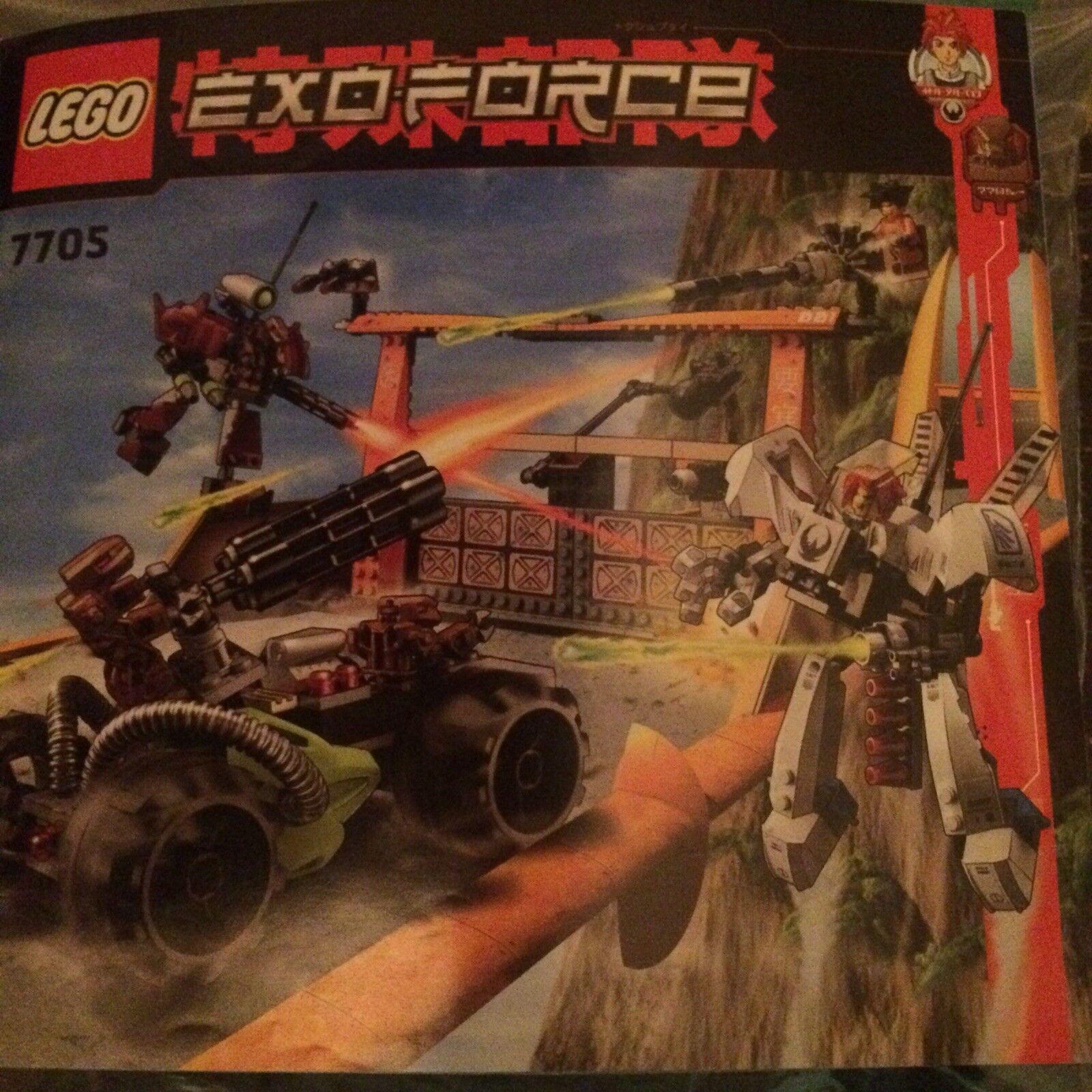 Exoforce LEGO Set 7705 [Retired]