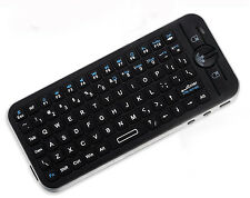 iPazzPort Voice Wireless Remote Mini Keyboard with Air Mouse KP-810-16AV