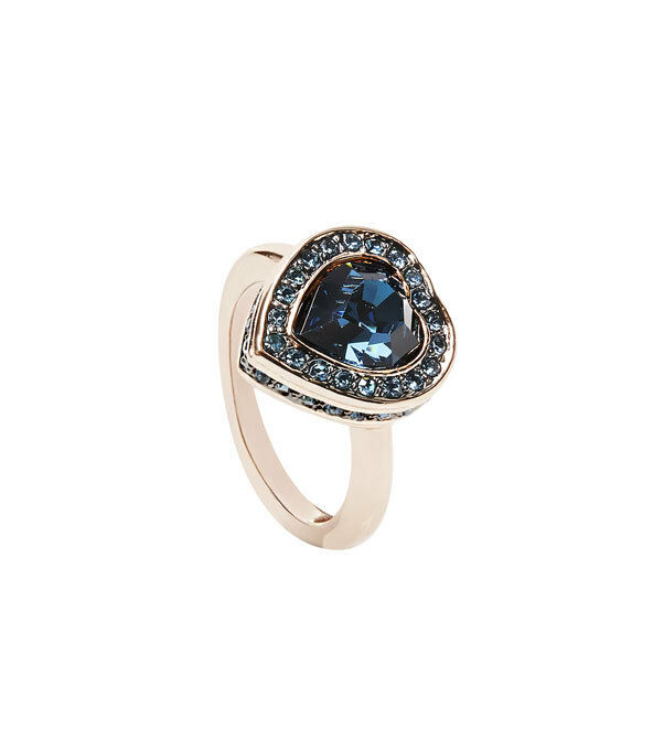 Guess Heart Women's Ring ubr28510-56